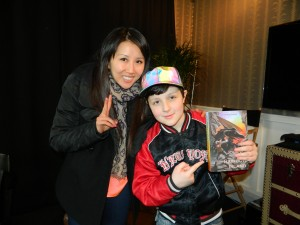 Hag & Con meet Author Christie Hsiao